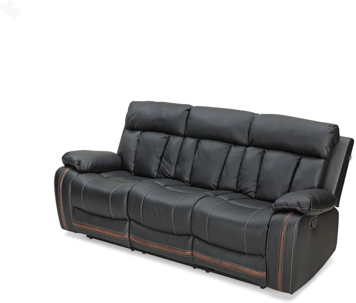 View Royal Oak Leather Manual Rocker Recliners(Finish Color - NA) Furniture (RoyalOak)