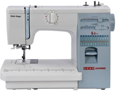 Usha Stitch Magic Electric Sewing Machine( Built-in Stitches 23)