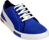 Bon Taff Canvas Shoes (Blue)