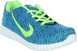 GNR Running Shoes (Blue, Green)
