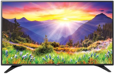 LG 108cm (43) Full HD Smart LED TV(43LH600T, 3 x HDMI, 2 x USB) at flipkart
