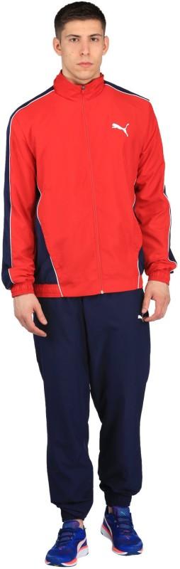 Puma Solid Men's Track Suit