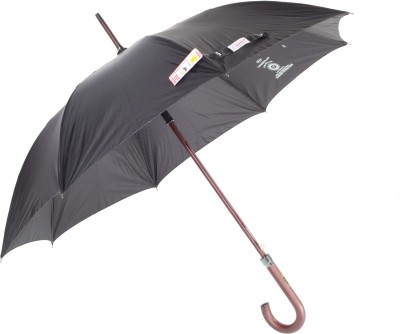 Sun Brand Chamberlain - Rose Wood Finish Umbrella(Black)