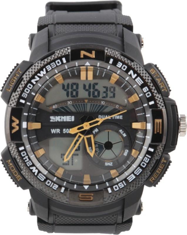 Skmei AR1109 Analog Digital Watch For Men WATEP3CAGYEEFFUN
