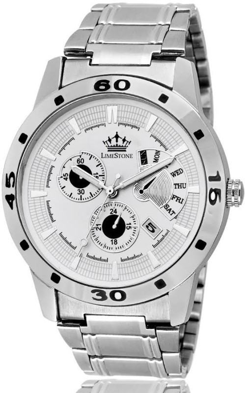 LimeStone LS2609 Analog Watch For Men