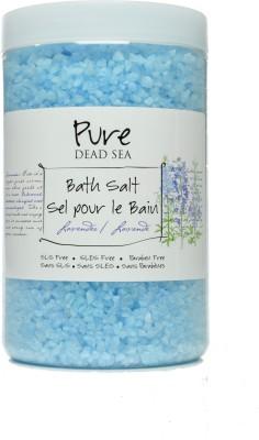 Pure Dead Sea Bath Salt (Lavender)(900 g)