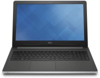 Dell Inspiron 5000 Core i3 6th Gen - (4 GB 1 TB HDD Linux 2 GB Graphics) 5559 Notebook(15.6 inch Black)