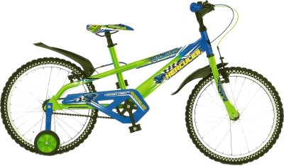 HERCULES NASCAR 16 Road Cycle(Green)