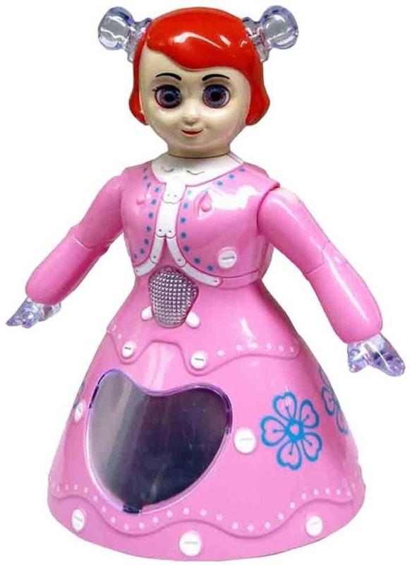 vbenterprise Latest Dancing Doll(Pink)