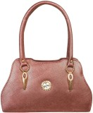 Louise Belgium Shoulder Bag (Maroon)
