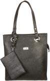 Louise Belgium Shoulder Bag (Black)