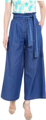 Tarama Regular Women's Blue Jeans at flipkart