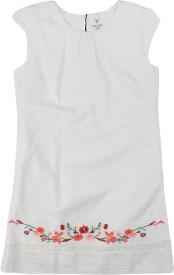 Allen Solly Junior Girl's Casual Dress