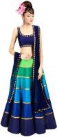 Royal Fashion Hub Chaniya, Ghagra Cholis - royal fashion hub Embroidered Women's Lehenga, Choli and Dupatta Set(Stitched)