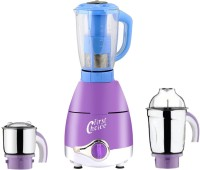 First Choice ABS Plastic LPMG17_106 1000 W Juicer Mixer Grinder(Lavender, 3 Jars)