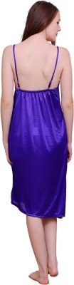 Bombshell Women's Nighty(Multicolor) at flipkart