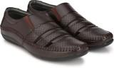 Ferraiolo Men Matte Brown Sandals
