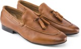 Missimo Albert Loafers (Tan)