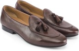 Missimo Belgian Loafers (Brown)