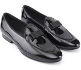 Missimo Belgian Loafers (Black)