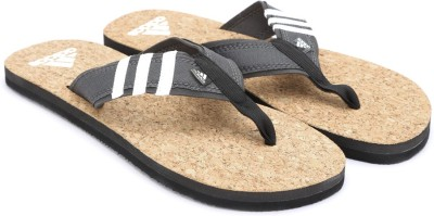 Adidas BEACH CORK THONG MS Slippers at flipkart