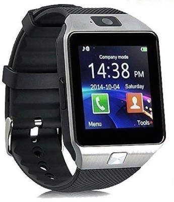 Celestech WS01 With SIM and 32 GB Memory Card Slot and Fitness Tracker Smartwatch(Black Strap Regular)