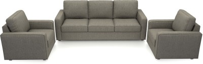 Urban Ladder Apollo Solid Wood 3 + 1 + 1 Mist Sofa Set