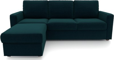 Urban Ladder Apollo Solid Wood 3 + 1 Malibu Sofa Set