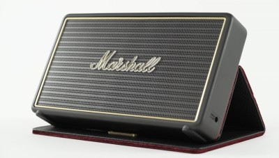 Marshall Marshall Portable Speaker Stockwell Portable Bluetooth Home Audio Speaker(Black, NA Channel)