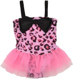 Portia Printed Baby Girl's Swimsuit