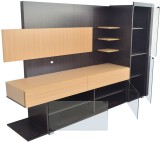 Eros Engineered Wood Entertainment Unit ...