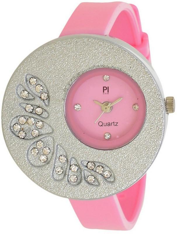 PIEXIM PI13 Butterfly Analog Watch For Women