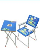 Mofaro baby chair & table (Blue)