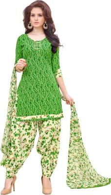 Saara Cotton Paisley, Floral Print, Printed Salwar Suit Dupatta Material(Un-stitched) at flipkart