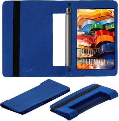 ACM Book Cover for Lenovo Yoga Tab 3 8(Blue)