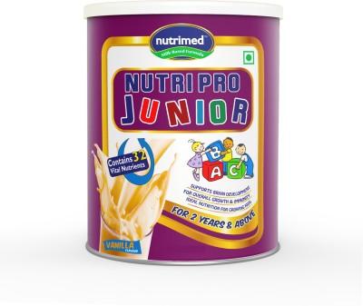 Nutrimed Nutri Pro Junior (For 2 Years & Above) Nutrition Drink(200 g, Vanilla)