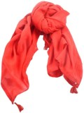 HVE Solid COTTON Girls Scarf