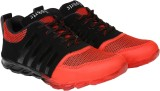AMJ Red & Black sports Shoes Running Sho...