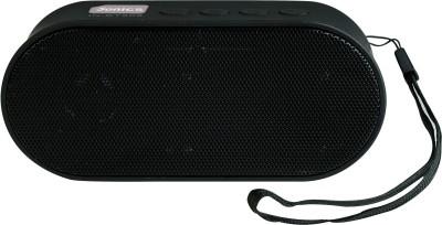 Sonics IN-BT505 Portable Bluetooth Mobile/Tablet Speaker(Black, 2.1 Channel)