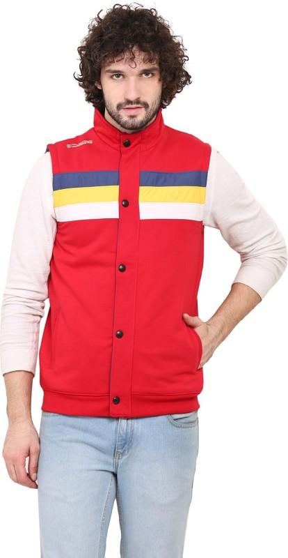 Duke Sleeveless Solid Men's Reversible Sweatshirt