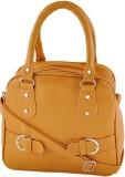 Rosy Shoulder Bag (Brown)