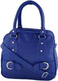 Rosy Shoulder Bag (Blue)
