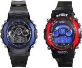 fonce sevan light digital watch Digital ...