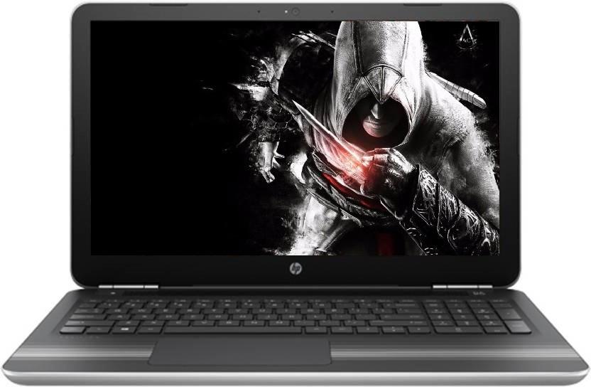 HP Pavilion Core i5 7th Gen - (4 GB/1 TB HDD/Windows 10 Home/4 GB Graphics) 15-AU624TX Laptop(15.6 inch, SIlver) image