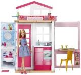 Barbie Barbie 2 Story House and Doll (Pi...