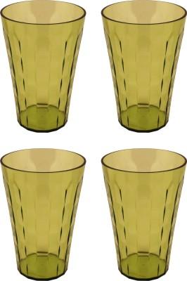 Tupperware Glass Set(475 ml, 475 ml, 475 ml, 475 ml, Multicolor, Pack of 8)