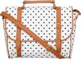 Kleio Messenger Bag (Multicolor)