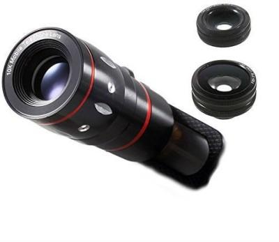 Shrih SH-04014 4 in 1 Mobile Phone Lens(Fisheye, Wide and Macro)