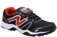 Aero Fax Cricket Shoes, Cycling Shoes, Running Shoes, Tennis Shoes, Football Shoes(Black) best price on Flipkart @ Rs. 459