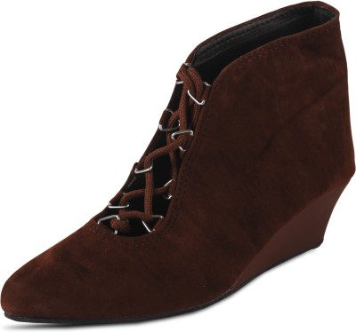 Anand Archies Boots(Brown)